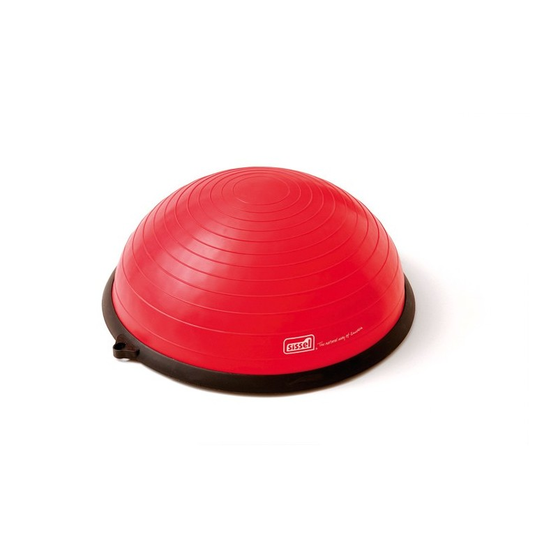 SISSEL® Fit Dome Rouge - Balance Trainer - SISSEL Pro