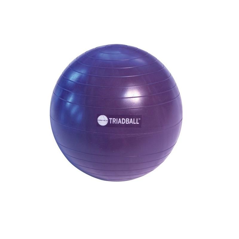 TRIAD BALL® Ballon de gymnastique Ø24 cm violet - Swiss Ball - SISSEL Pro