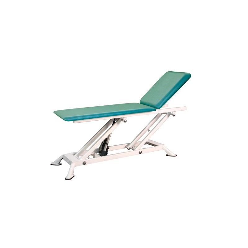 Table de massage électrique GENIN PREMIUM 2 plans Amazone - sisselpro.fr