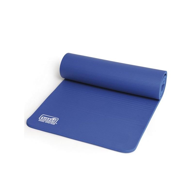 SISSEL® PRO Natte de Gymnastique bleu - Tapis de gym - SISSEL Pro