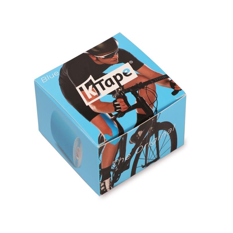 Packaging bande de kinésiologie K-Tape® 5 m bleu - K-Taping® - SISSEL Pro