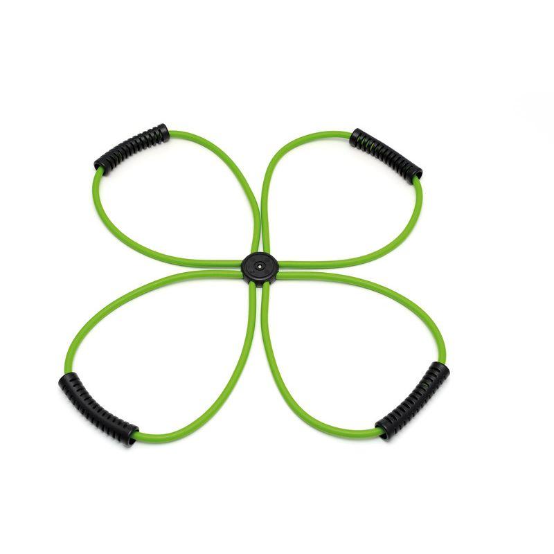 SISSEL® Anneaux Pilates Core Trainer vert citron - Accessoires Pilates
