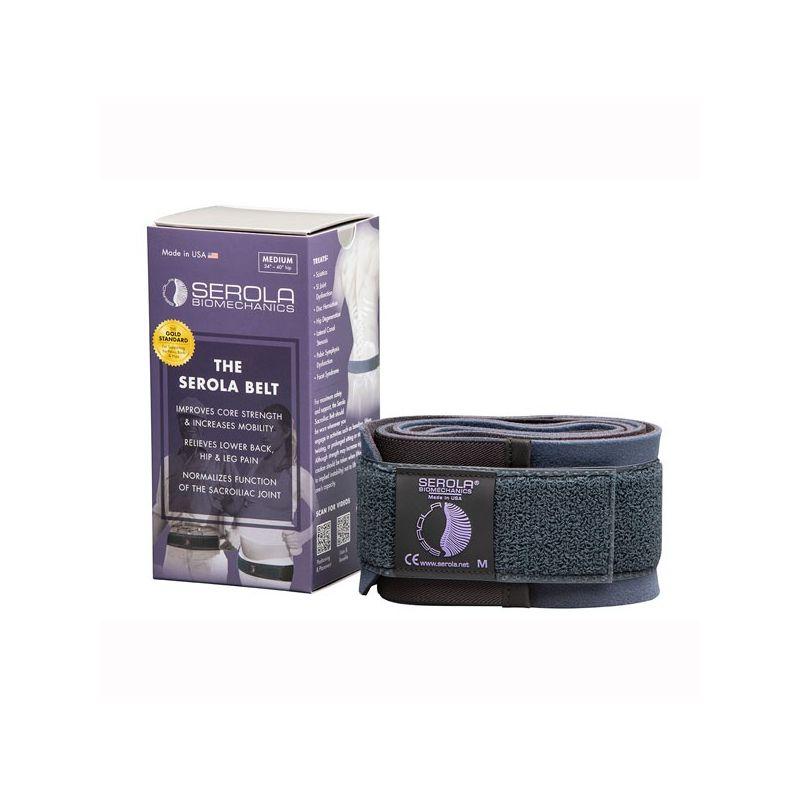 Packaging ceinture SEROLA® sacro iliaque | Ceintures maintien dos