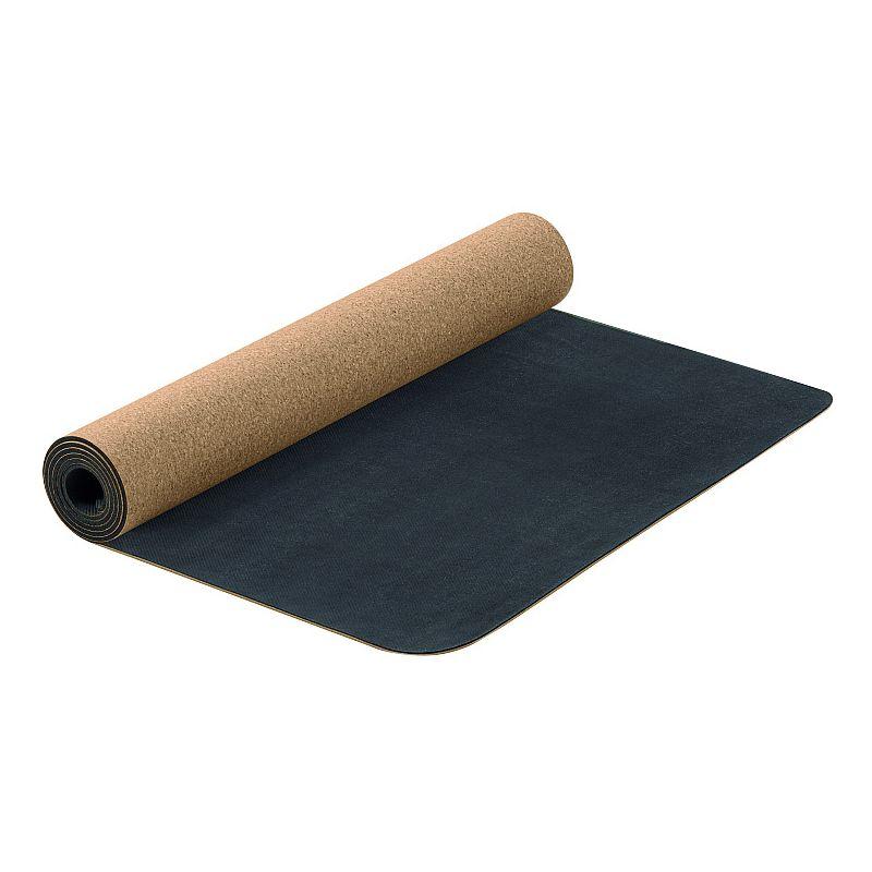 Tapis de yoga AIREX® Eco Cork roulé