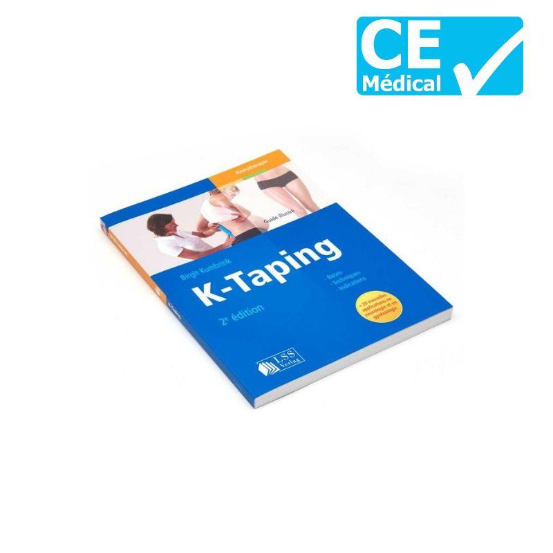 Livre K-Taping® | Birgit Kumbrink | Comment poser un k-tape